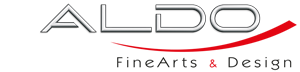 ALDO FineArts Design Logo