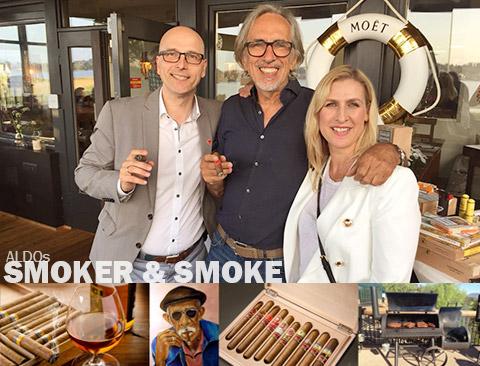 ALDOs Smoker Smoke Strandrestaurant Marienbad