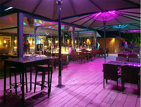 Events Veranstaltungen Strandrestaurant Marienbad