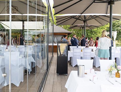 Restaurant Strandrestaurant Marienbad